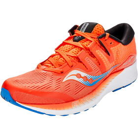saucony Ride ISO Schoenen Heren, orange/blue
